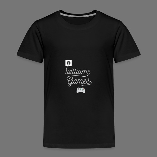 williamgames Controller - Toddler Premium T-Shirt