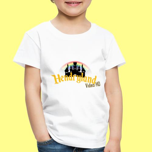 HENDRYLAND logo Merch - Toddler Premium T-Shirt