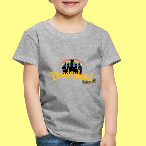 HENDRYLAND logo Merch - Toddler Premium T-Shirt