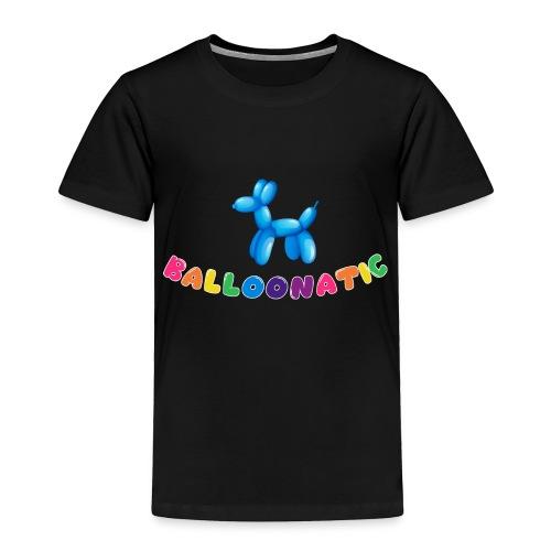Balloon Animal Balloonatic - Toddler Premium T-Shirt