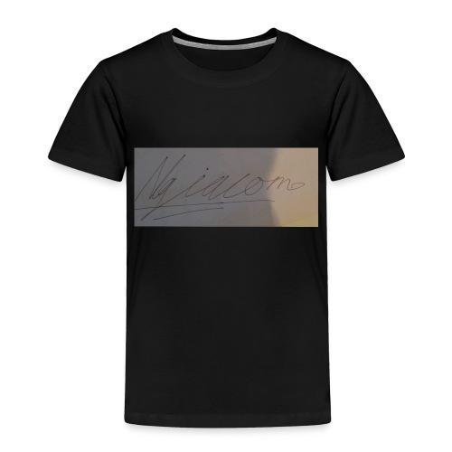 signature - Toddler Premium T-Shirt