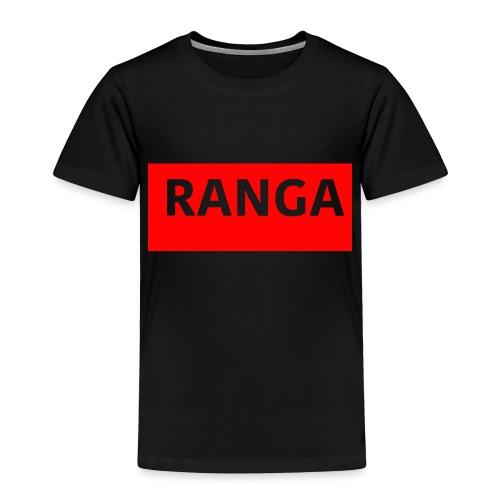 Ranga Red BAr - Toddler Premium T-Shirt