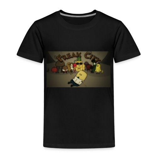 Freak City Characters - Toddler Premium T-Shirt