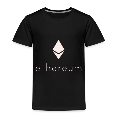 Ethereum - Toddler Premium T-Shirt