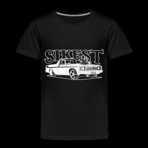 SIKEST - HJ UTE BLOWN BIG BLOCK DESIGN - Toddler Premium T-Shirt
