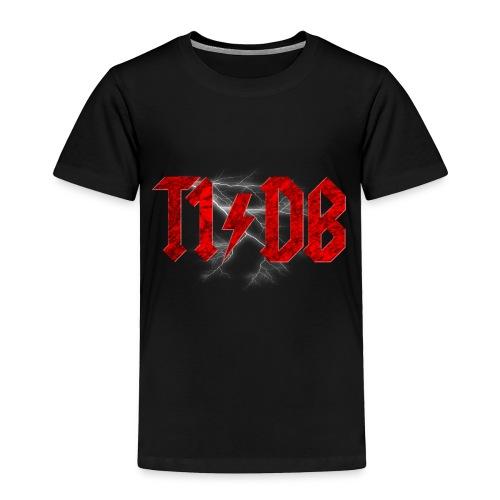 T1/DB AC/DC Style - Toddler Premium T-Shirt