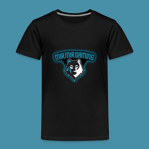 mirmirgaming shirt with logo - Toddler Premium T-Shirt