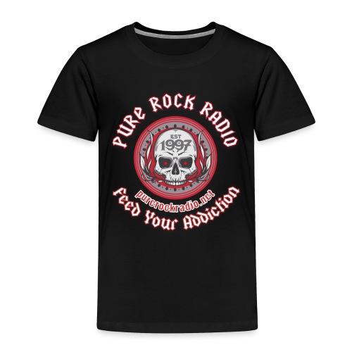 PUREROCKRADIO darkback radioflag PNG png - Toddler Premium T-Shirt
