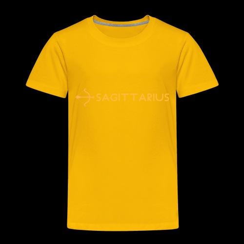 Sagittarius - Toddler Premium T-Shirt