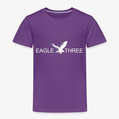 EAGLE THREE APPAREL - Toddler Premium T-Shirt