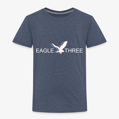 EAGLE THREE APPAREL - Toddler Premium T-Shirt