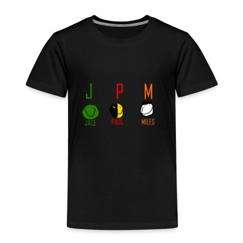 JPM merch logo 1 - Toddler Premium T-Shirt