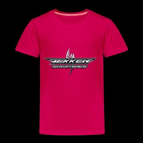 Tekken Maritimes Logo transparent - Toddler Premium T-Shirt