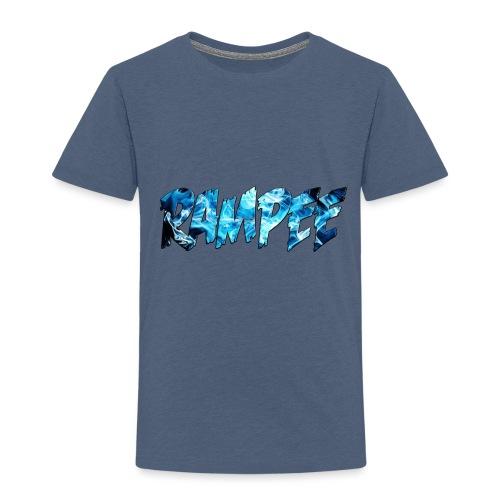 Blue Ice - Toddler Premium T-Shirt