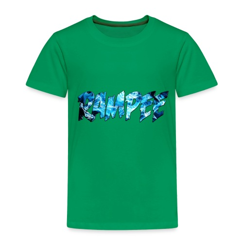 Blue Ice - Toddler Premium T-Shirt