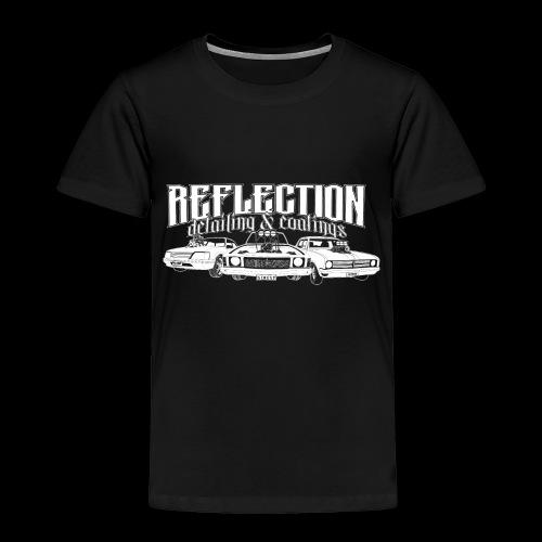 REFLECTION DETAILING & COATINGS Design - Toddler Premium T-Shirt