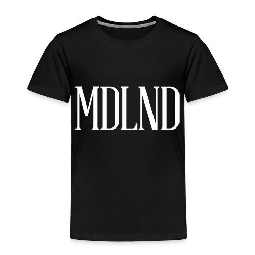 Original Logo Black - Toddler Premium T-Shirt