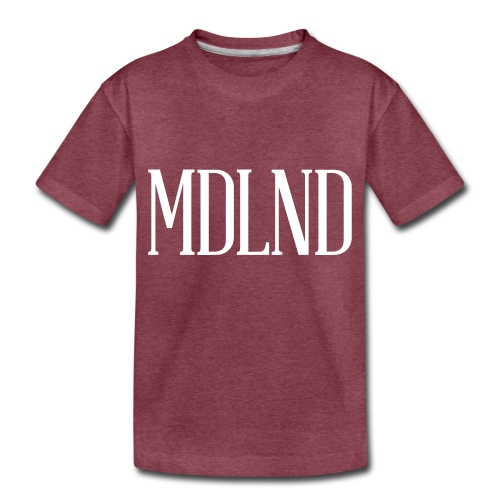 Original Logo Black - Toddler Premium T-Shirt