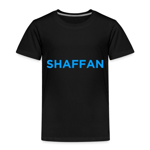 Shaffan - Toddler Premium T-Shirt