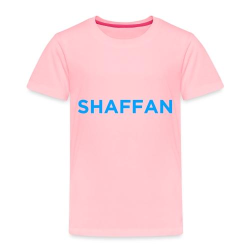 Shaffan - Toddler Premium T-Shirt