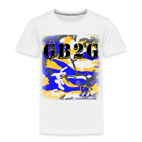 GB2G - Toddler Premium T-Shirt