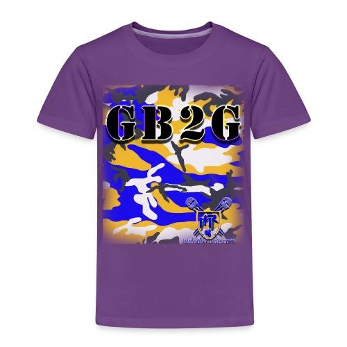GB2G - Toddler Premium T-Shirt