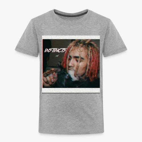 Instincts signature Shirt. Limited Edition - Toddler Premium T-Shirt
