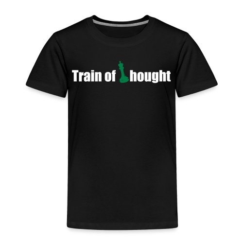 Train of Thought - Toddler Premium T-Shirt