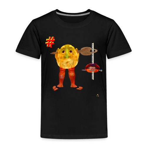 Bad Dream - Toddler Premium T-Shirt