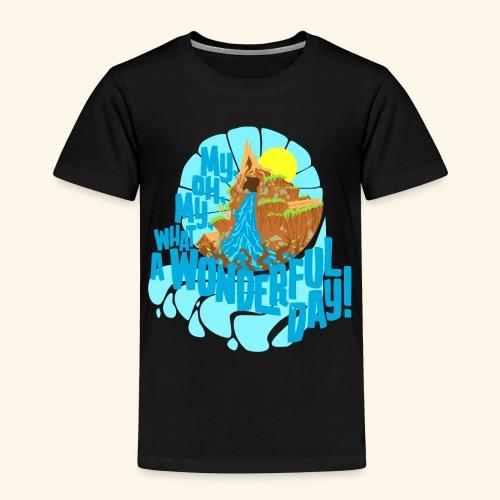 splashMT2 - Toddler Premium T-Shirt