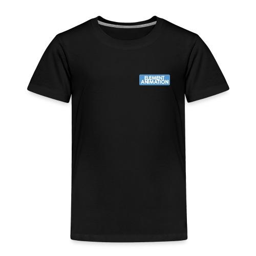 ElementLogo - Toddler Premium T-Shirt