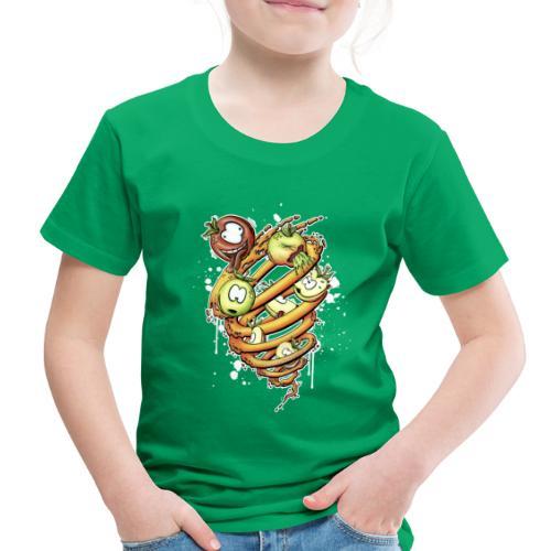 apfelstrudel - Toddler Premium T-Shirt