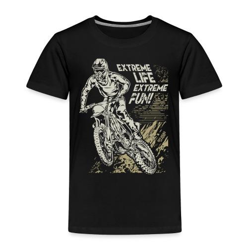 Extreme Enduro Life - Toddler Premium T-Shirt