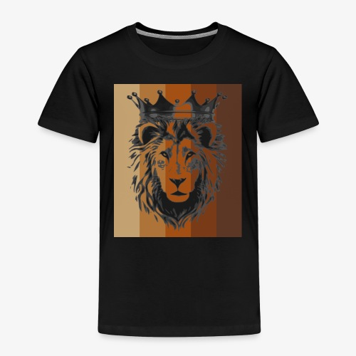 lion colors king - Toddler Premium T-Shirt