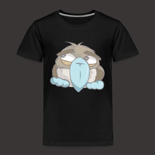 Cute Boobie Bird - Toddler Premium T-Shirt