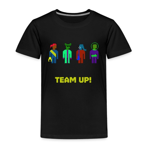 Spaceteam Team Up! - Toddler Premium T-Shirt