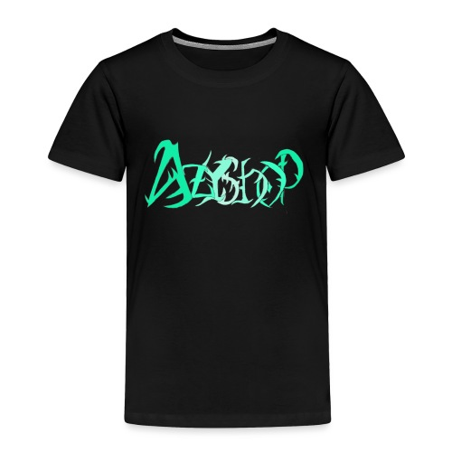 The logo of azyshop - Toddler Premium T-Shirt