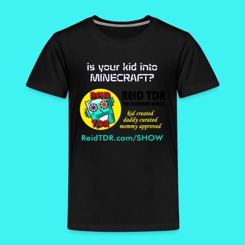 TDR Family Red TShirt - Toddler Premium T-Shirt