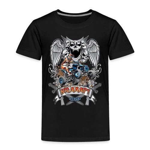 Offroad Styles Quad Shirt - Toddler Premium T-Shirt