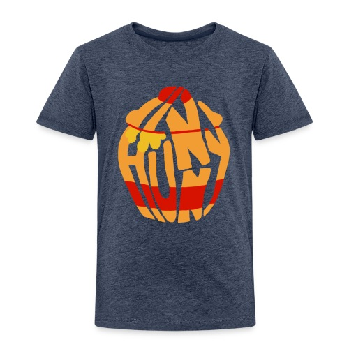 hunny - Toddler Premium T-Shirt