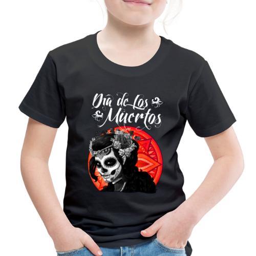 Dia de Los Muertos 01 - Toddler Premium T-Shirt