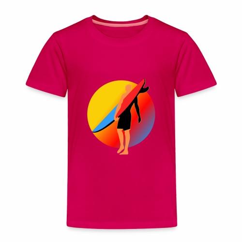 SURFER - Toddler Premium T-Shirt