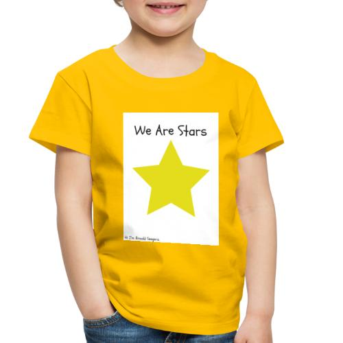 Hi I'm Ronald Seegers Collection-We Are Stars - Toddler Premium T-Shirt