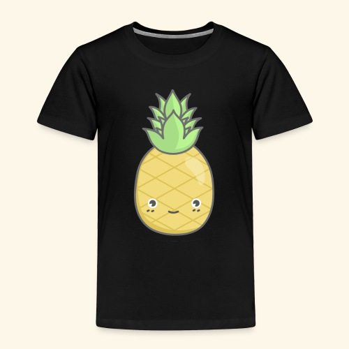 Pineapple Squad - Male - Toddler Premium T-Shirt
