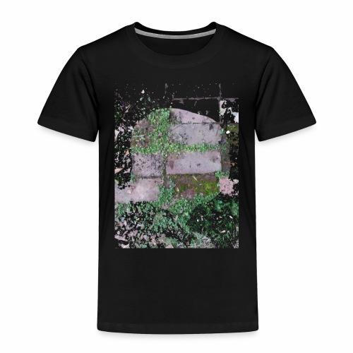 Bricks and nature - Toddler Premium T-Shirt