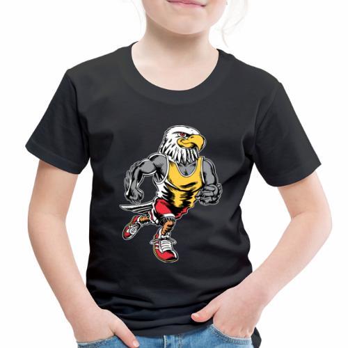 EagleTrackRunner - Toddler Premium T-Shirt