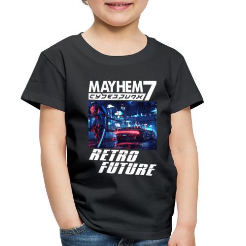 M7 Cyberpunk - Toddler Premium T-Shirt