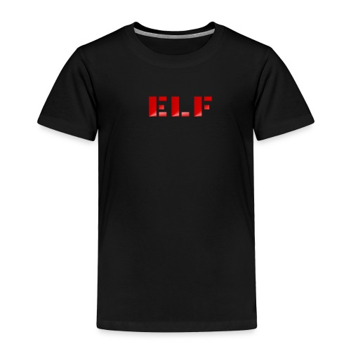 ELF red - Toddler Premium T-Shirt
