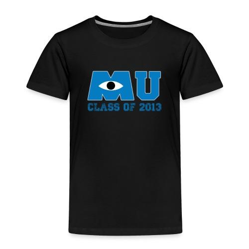 mu1 - Toddler Premium T-Shirt