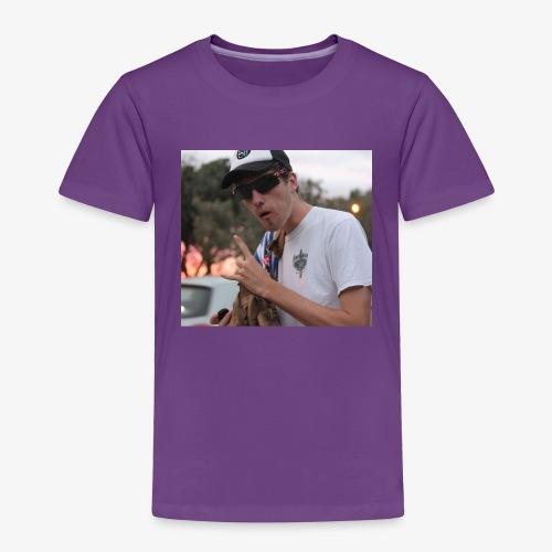 big man - Toddler Premium T-Shirt